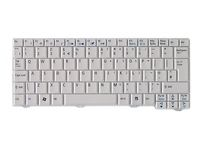 KEYBD.UK.85KEY.WHT