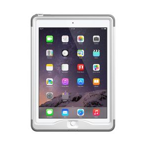 LIFEPROOF iPad Air 2 nüüd case Sort. Helt forseglet mot smuss, støv, snø og is. Vanntett til 2 meter. (77-51006)