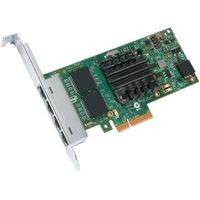 ETHERNET I350 T4 V2 SVR ADAPTER RJ45 PCI-E RETAIL IN