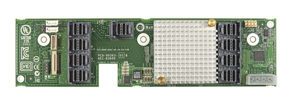 RES3TV360 12Gb/s Expander