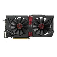 STRIX-R9380-DC2OC-2GD5-GAMING 2GB GDDR5 990MHZ 2XDVI HDMI DP IN