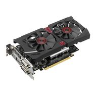 "Radeon R7 370 4GB STRIX PCI-Express 3.0, ""DC2 OC"", DL-DVI-I, DL-DVI-D, HDMI, DisplayPort"