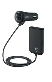 Car Charger Road Rockstar/ 4 Port Passenger Charger