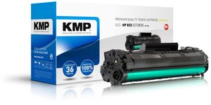 KMP Cart. HP CF283X Nr.83X comp. (2526,3000)