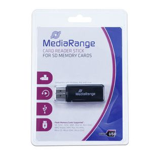 MediaRange Card Reader All-in-One Cardrea (MRCS506)