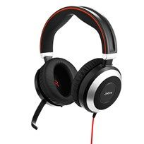 JABRA EVOLVE 80 UC Duo Headset (14401-11)