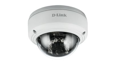 D-Link Vigilance Full HD Outdoor PoE Dome Camera