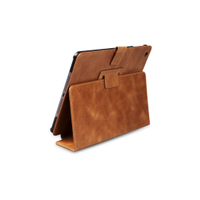 Leather Folio Roskilde for iPad Air - Hunter Dark