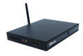 GIADA i58B Barebone miniPC, Intel Core i5-5200U, HDMI, DP, sort