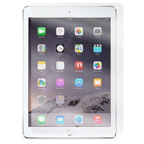 INCIPIO PLEX - Skjermbeskyttelse - blank - for Apple iPad Air 2 (CL-500-TG)