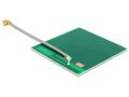 DELOCK WLAN Antenna MHF/U.FL-LP-068 Compatible Plug 802.11 b/g/n 2 dBi 50 mm PCB Internal Self Adhesive