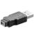 Goobay USB Adapter A han til mini 5 polet hun