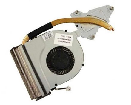 Acer CPU HEATSINK W/FAN FOR UMA (60.M81N1.002)
