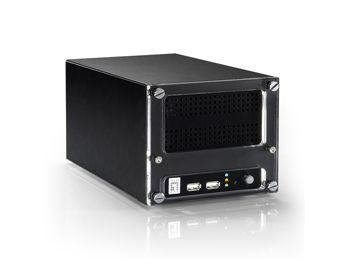 LEVELONE Network Video Recorder, 4-Ch (NVR-1204)