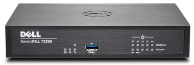 DELL SonicWALL Tz300 Appliance with 1 year