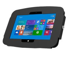 New Surface 3 Wall Mount Enclosure Black