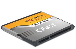 SATA 6 Gb/s CFast Flash Card 64 GB Typ MLC