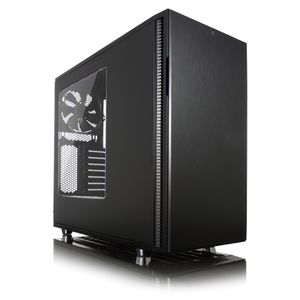 FRACTAL DESIGN Define R5 Blackout Window Vifter: