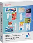 CANON Poster Artist Software for Image PROGRAF (7025A040)
