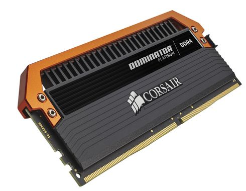 Dominator DDR4 3400MHz 16GB4x4GB KIT, CL16, 1.35V,  Fan Assembly Included, Airflow Platinum Dominator