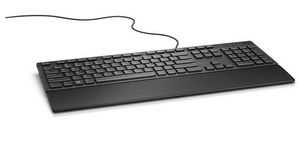 DELL Multimedia Keyboard-KB216 - Pan-Nordic (QWERTY) - Black (580-ADIR)