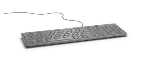 DELL Multimedia Keyb KB216 Nordic Grey (580-ADGZ)