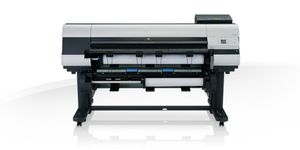 IPF840(EUR) Printer Stand included