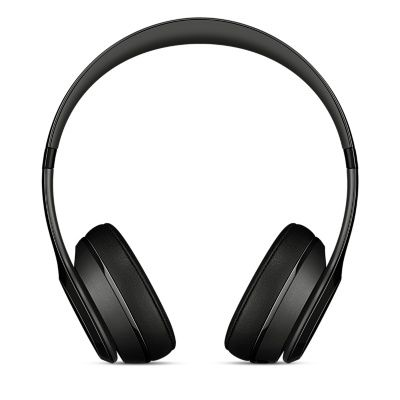 Beats Solo2 On-Ear Hodetelefon Sort,  RemoteTalk