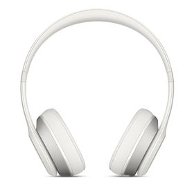 Beats Solo2 On-Ear Hodetelefon Hvit,  RemoteTalk