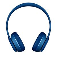 BEATS SOLO2 ON-EAR HEADPHONES BLUE IN