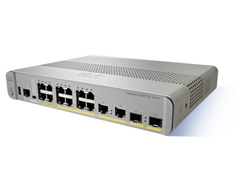 CATALYST 3560-CX 12 PORT DATA IP BASE             IN CPNT