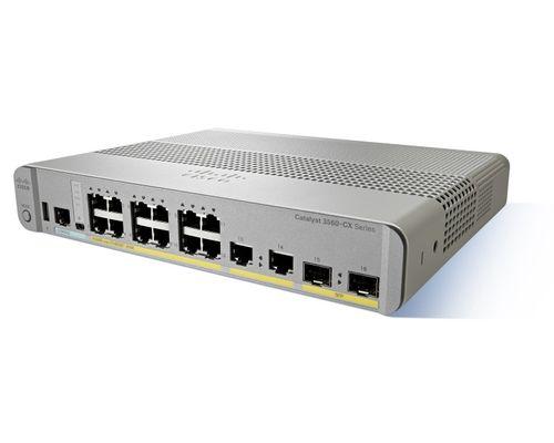 Switch/ Cat 3560-CX 12p Data IP Base
