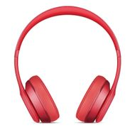 APPLE BEATS SOLO2 ON-EAR HEADPHONES BLUSH ROSE IN (MHNV2ZM/ A)