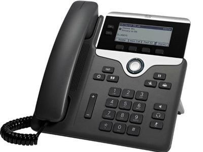 CISCO IP Phone 7811 for 3rd Pa (CP-7811-3PCC-K9=)