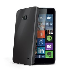CELLY (TPU COVER FOR LUMIA 640 BK) (GELSKIN477BK)