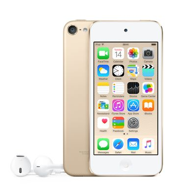 IPOD TOUCH 64GB GOLD