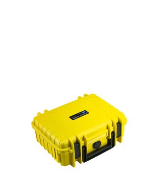 Type 1000 yellow incl. Padded Divider