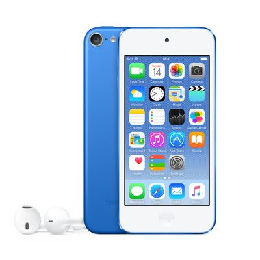 iPOD Touch 16 GB blue