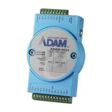 ADVANTECH ADAM-6024-A1E relestyrer 6AI / 2AO / 2DI / 2DO (ADAM-6024-A1E)
