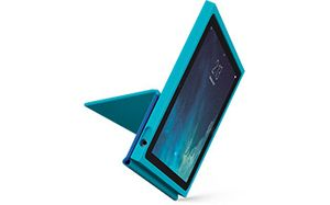 LOGITECH LOGI BLOK Prot.Case for Air 2 TEAL BLUE (939-001252)