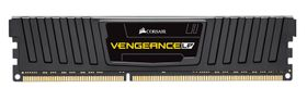 CORSAIR Vengeance DDR3L 8GB, 1600MHz, 1x240, black LP (CML8GX3M1C1600C9)