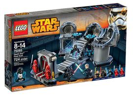 Star Wars 75093 Death Star Final Duel