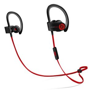 BEATS POWERBEATS 2 WIRELESS BLACK IN