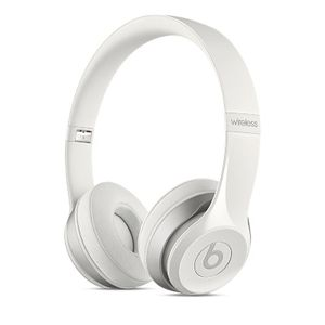 BEATS SOLO2 ON-EAR HEADPHONES WHITE IN