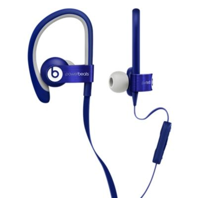 BEATS POWERBEATS 2 WIRED BLUE                             IN ACCS