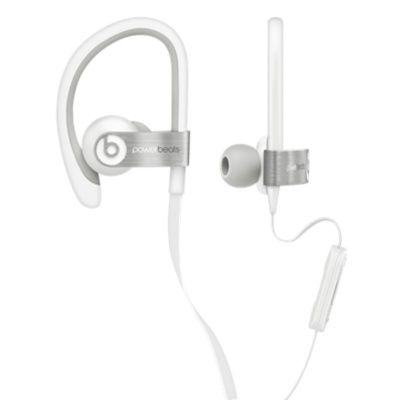 BEATS POWERBEATS 2 WIRED WHITE                            IN ACCS