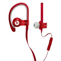 APPLE BEATS POWERBEATS 2 IN-EAR HEADPHONES RED IN (MH782ZM/A)
