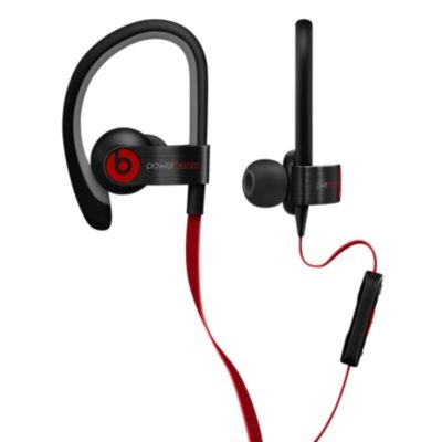 BEATS POWERBEATS 2 WIRED BLACK                            IN ACCS