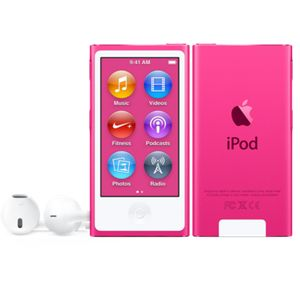 iPod Nano 16GB 8. generation,  rosa