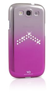 WHITE DIAMONDS Arrow Rosa Samsung S3 deksel (2210ARR41)